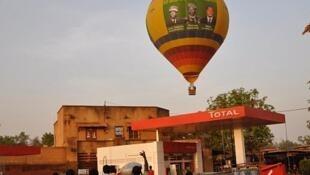 Fêtes du cinquantenaire de l'indépendance du Burkina Faso à Bobo Dioulasso