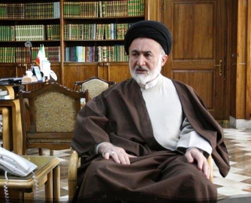 حجتالاسلام علی قاضی عسکر، سرپرست حجاج ایرانی
