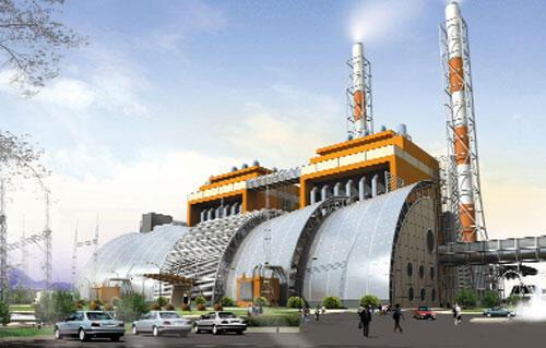 Nhà máy nhiệt điện Hải Phòng 1 do Tập đoàn điện khí Đông Phương (DEC) của Trung Quốc và Tập đoàn Marubeni (MC) của Nhật Bản thầu xây dựng.