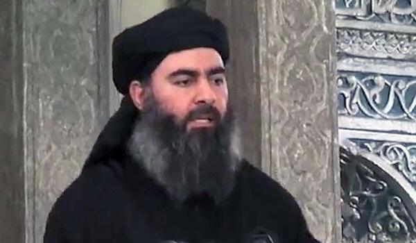 ابوبکر بغدادی، سرکرده گروه موسوم به دولت اسلامی (داعش)