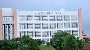 Ginin Hukumar Kula da Ayyukan Alkalan Najeriya, NJC
