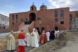 薩塞勒市新教堂落成
