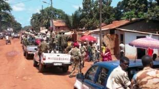 Bangui, le 5 septembre 2013.
