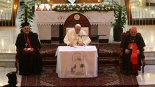 Papa Francisco - Pape François - Vaticano - Vatican - Iraque - Irak - Catolicismo - Católicos - Cristianismo