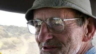 """Французский заложник """"Аль-Каиды в исламском Магрибе"""" Мишель Жермано"""