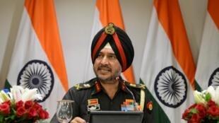 ران بیر سینگ سخنگوی نظامی ارتش هند