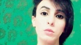 La militante transgenre égyptienne, Malak al-Kashif.