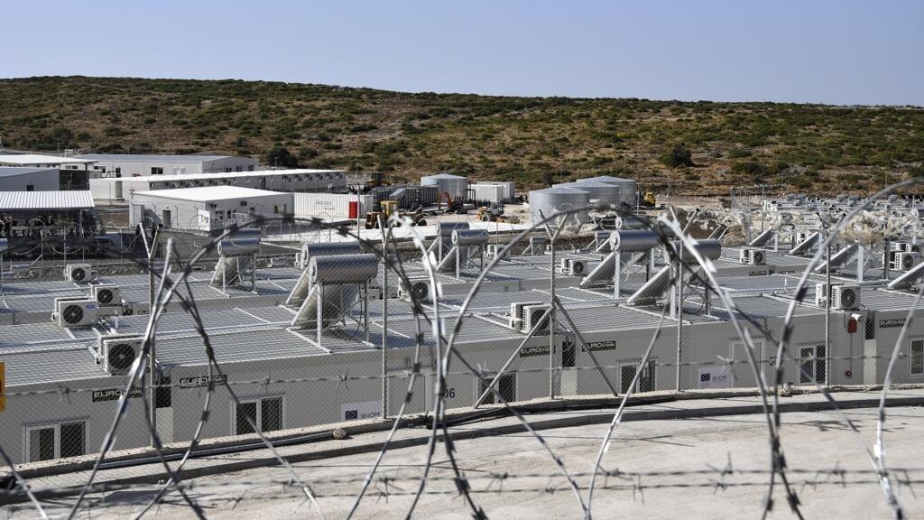 À Samos, la Grèce inaugure un nouveau «centre fermé» pour demandeurs d'asile