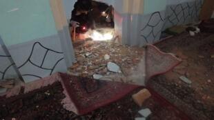 داعش به یک مسجد شیعیان در ولایت هرات افغانستان حمله کرد.