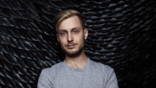 Julien Vermeulen - portrait Antoine Lippens