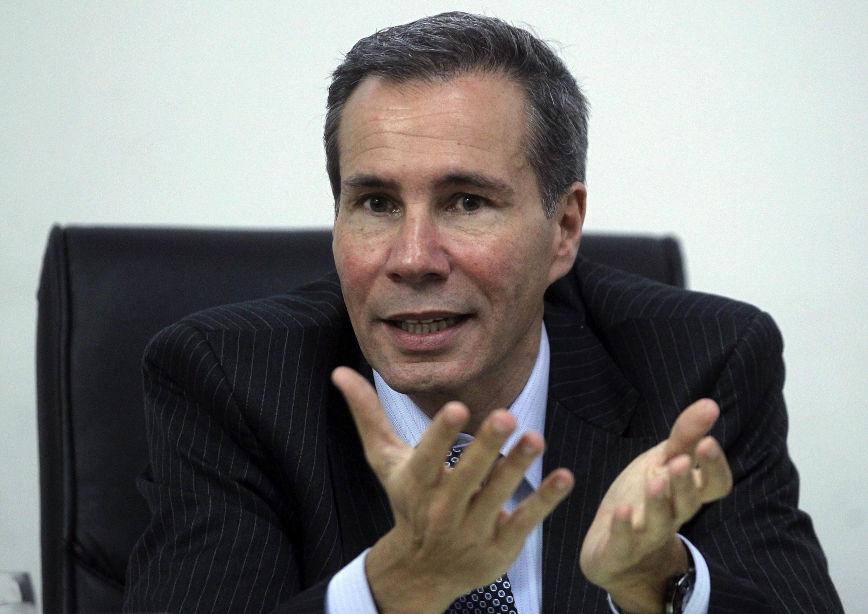 Alberto Nisman, 51 ans, enquêtait depuis 2004 sur l'attaque meurtrière menée contre l'Amia en 1994 à Buenos Aires.
