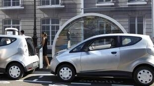 Até meados de 2012, Autolib vai ter 2 mil veículos.