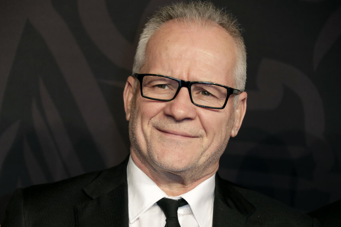 Thierry Frémaux es el delegado general del Festival de cine de Cannes.
