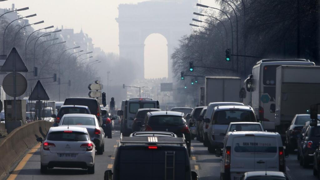 France: astreinte record pour forcer l'État à réduire la pollution de l'air