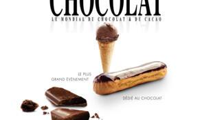 O 17° Salão do Chocolate de Paris acontece de 20 a 24 de outubro.