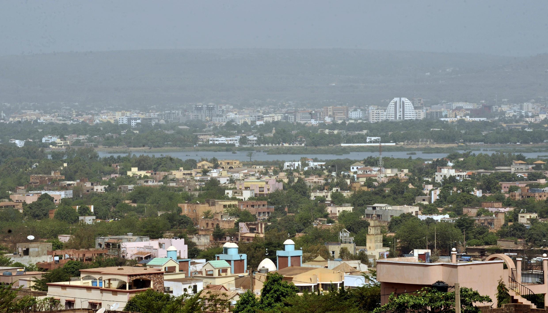 Vue panoramique de Bamako, capitale du Mali (photo d'illustration).