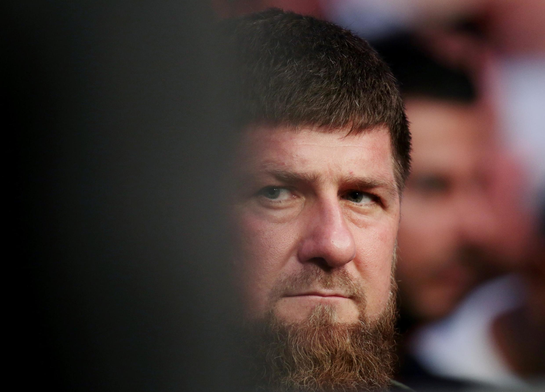 Selon la chaîne Formula TV et le directeur général de Mtavari Arxi TV, l'homme arrêté, originaire du Caucase russe, serait un tueur à gages envoyé par le président Ramzan Kadyrov (notre photo), un proche de Vladimir Poutine.