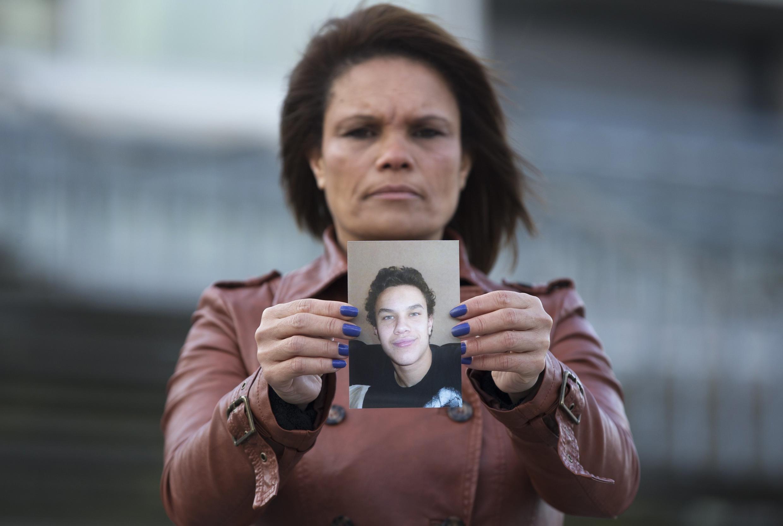 Ozana Rodrigues, mẹ của Brian De Mulder, người đã rời bỏ gia đình sang Syria theo lời kêu gọi của tổ chức Nhà nước Hồi giáo.