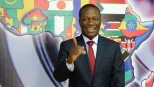 Michel Ouedraogo, délégué général du Fespaco.