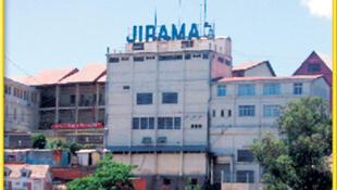 La Jirama, compagnie d'électricité et d'eau de Madagascar.