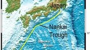 Rãnh Nankai (Nhật Bản)