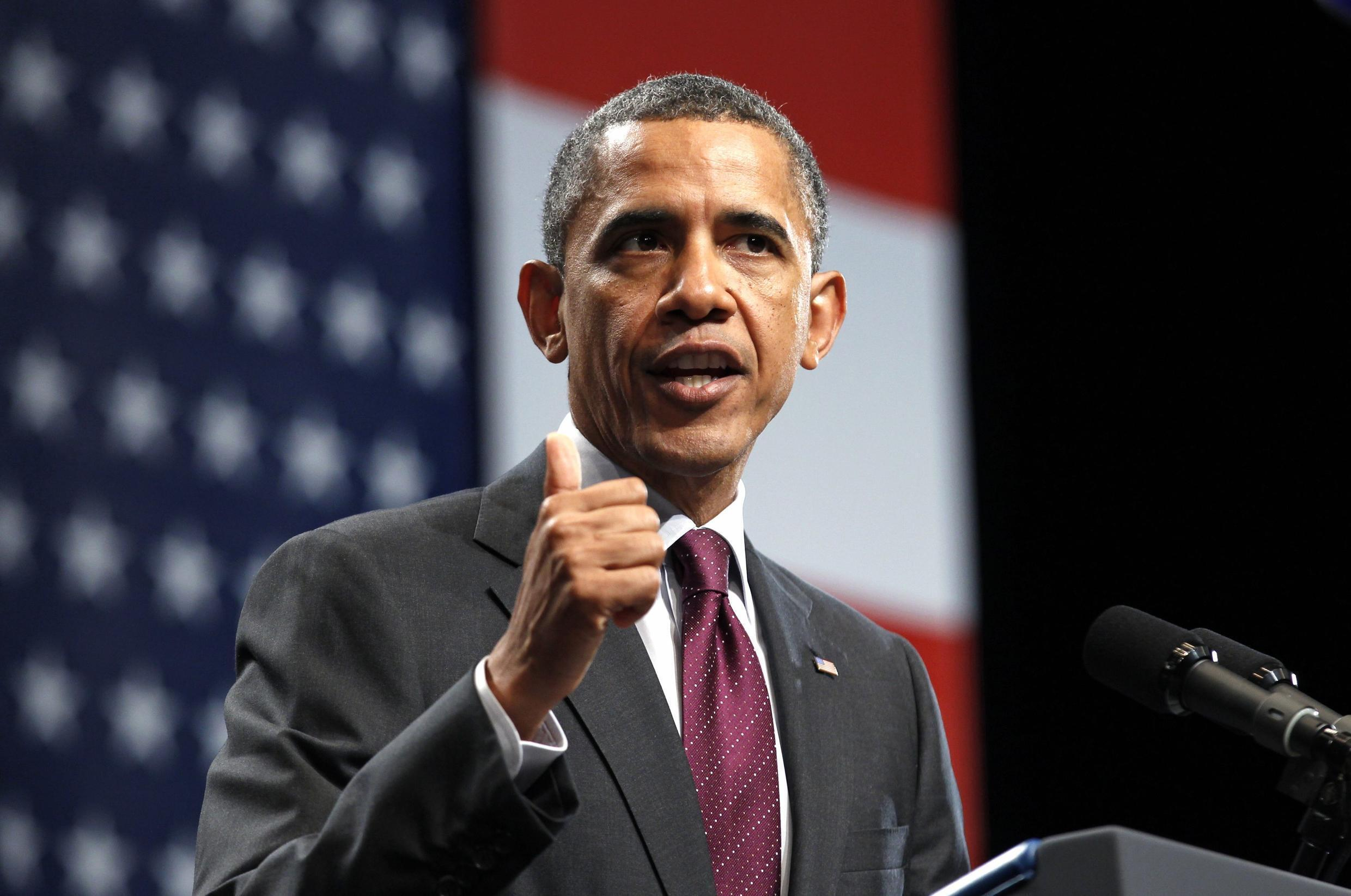 President Barack Obama at the National Association of Latino Elected and Appointed Officials, Florida, 22 June, 2012