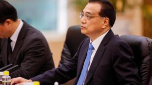 Le Premier ministre chinois Li Keqiang, le 23 février à Pékin.
