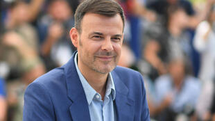 Francois Ozon director of By The Grace of God at Cannes in 2017