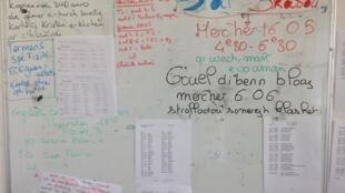Langue bretonne : l'enseignement.