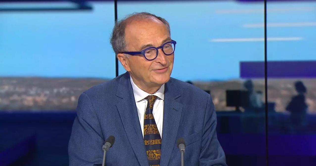 Christian de Boissieu, professor de Economia da Sorbonne (Université Paris 1)