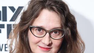 La réalisatrice argentine Lucrecia Martel lors de la projection de «Zama» au 55e New York film festival.
