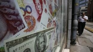 九月份外国对中国直接投资成长减速