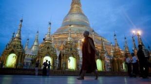 AFP / YE AUNG THU