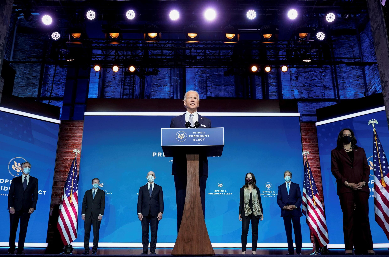 Joe Biden - Wilmington - Delaware - 24/11/2020