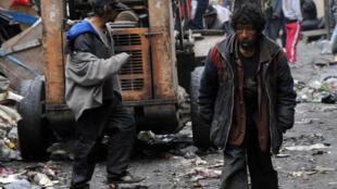 Pobreza na Colômbia