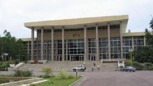 Le Palais de congrès de Brazzaville a abrité la cérémonie d'hommage aux victimes des violences qui secouent la région du Pool depuis avril dernier.