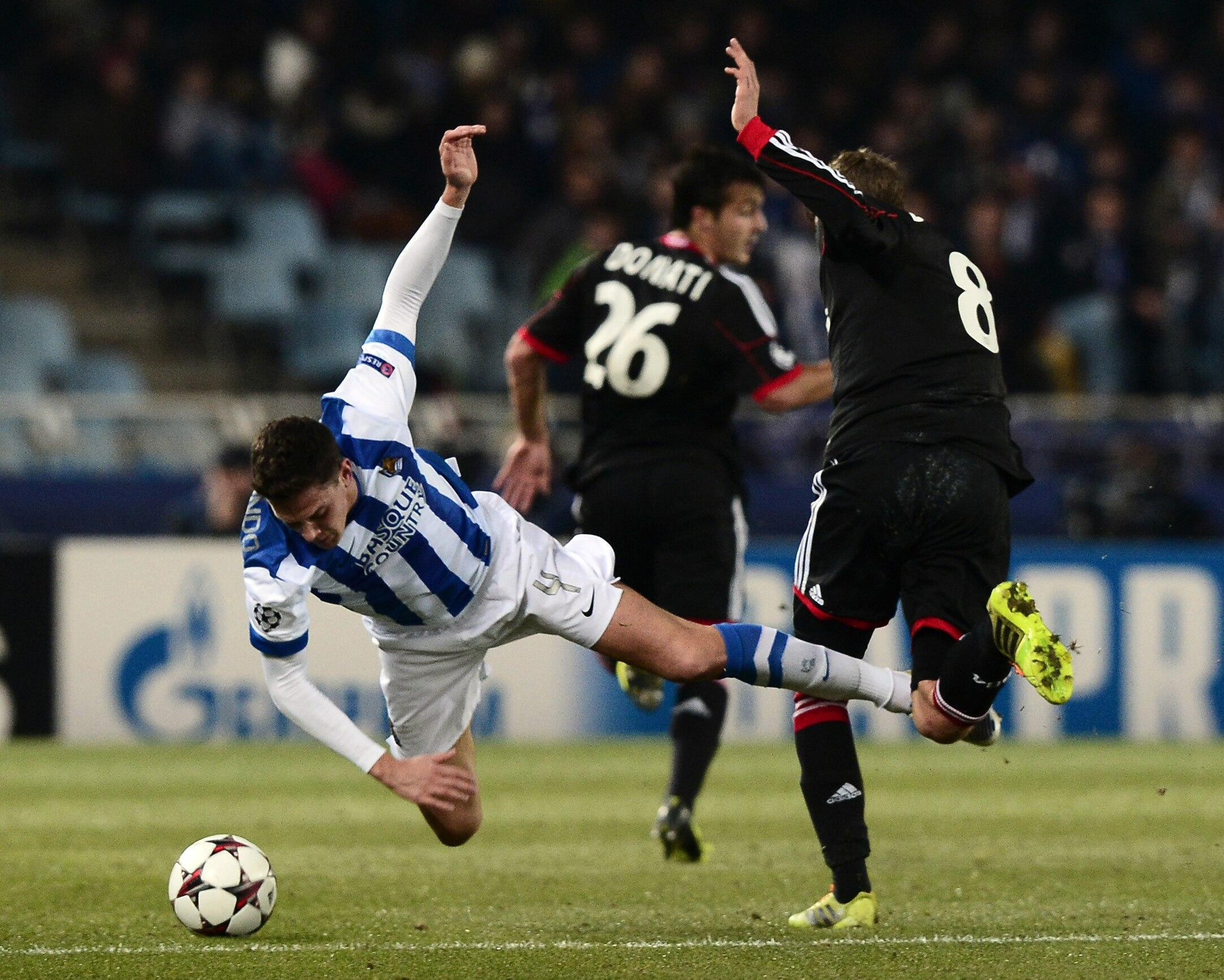 O Bayer Leverkusen garantiu sua vaga nas oitavas da 'Champions'.