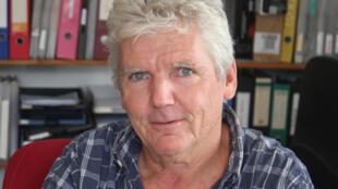 Docteur Bertrand Cauchoix est le représentant de la fondation Raoul Follereau à Madagascar, une fondation qui lutte contre la lèpre.