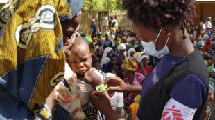 MSF médecins sans frontières - Cabo Delgado - Mozambique