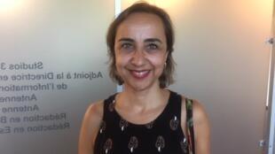 Anna Christina Cardoso de Mello trabalha há quase 30 anos com adoções internacionais para a França.