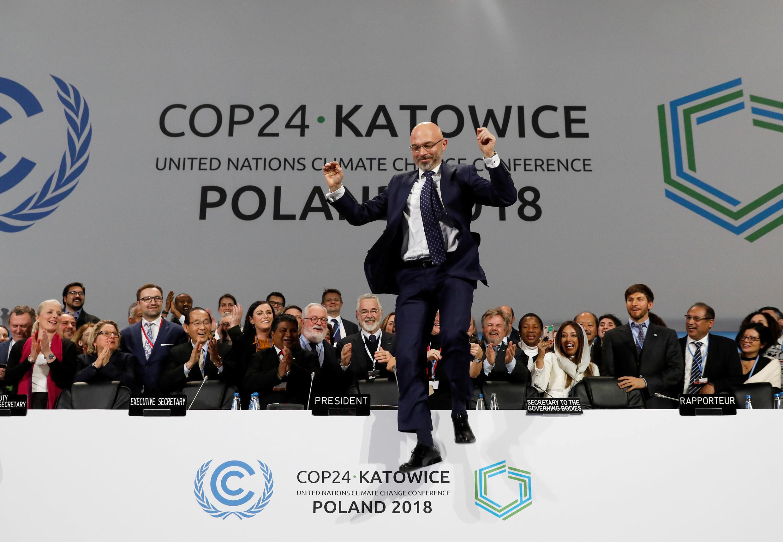 پایان بيست و چهارمين نشست جهانی اقلیمی  در شهر کاتوویتس لهستان