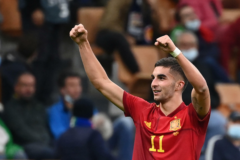Ferran Torres' double helped Spain end Italy's world-record unbeaten run