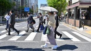 Seulement 15,2% des habitants de Tokyo souhaitent des JO pleins et entiers.