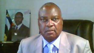 Le Premier ministre centrafricain Simplice Sarandji (photo non datée).