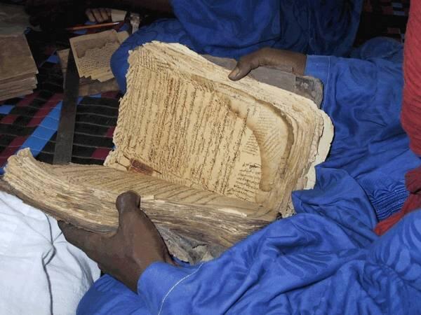 Pour protéger les manuscrits de Tombouctou, l'Unesco estime avoir besoin d'un budget total de 6 millions d'euros.