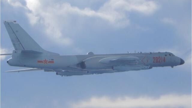 19架中俄军机飞入韩国识别区 韩外交部表示遗憾(photo:RFI)