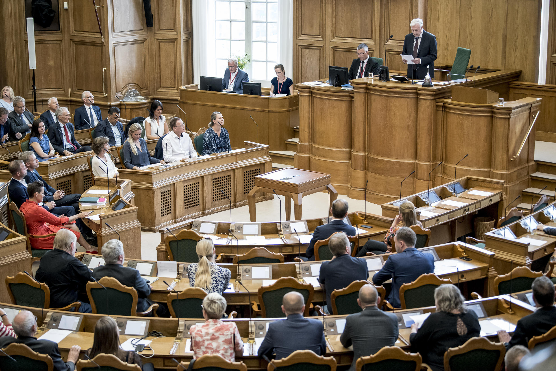 Parlamento Dinamarca