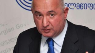 Государственный министр по примирению и гражданскому равноправию Грузии Паата Закареишвили