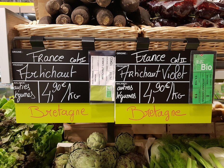 Preço é o principal freio para um maior consumo de alimentos orgânicos.