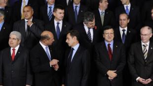 La future présidence de l'Union est au centre des discussions du Conseil européen de Bruxelles, qui se tient du 29 au 30 octobre 2009.